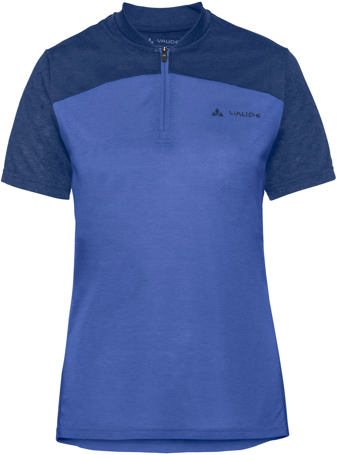 Vaude Tremalzo Iv Bike Jersey Shortsleeve Women Blue At